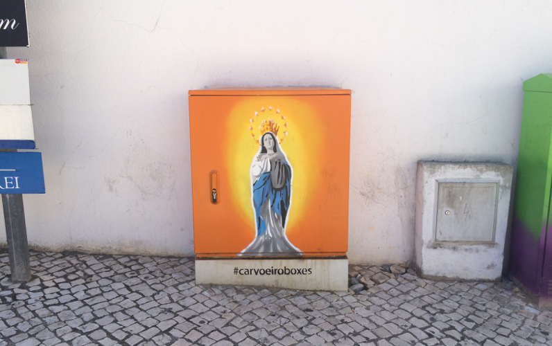 Carvoeiro Electrical Box