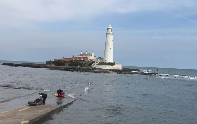 St Mary's Lighthouse Newcastle